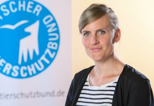 Verena Jungbluth, Referentin in der Redaktion DU UND DAS TIER