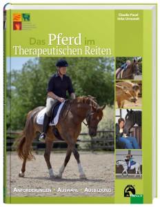 Buch: Das Pferd im Therapeutischen Reiten von Claudia Pauel und Imke Urmoneit, FN Verlag.
