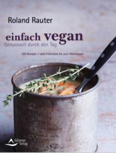 cover_einfach vegan_roland rauter