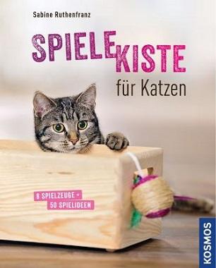 Spiele Kiste für Katzen aus dem Verlag Kosmos