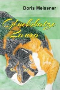 Cover des Buches Glückskatze Laura von Doris Meissner