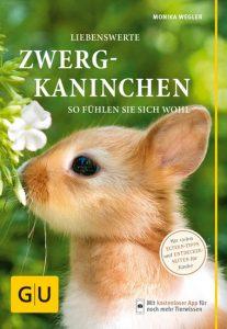 Buchcover: Liebenswerte Zwergkaninchen.