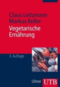 Buchcover: Vegetarische Ernährung.