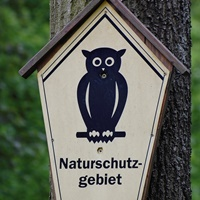Symbolfoto: Naturschutzgebiet.