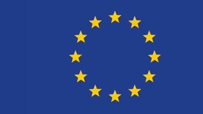 Europa-Flagge.