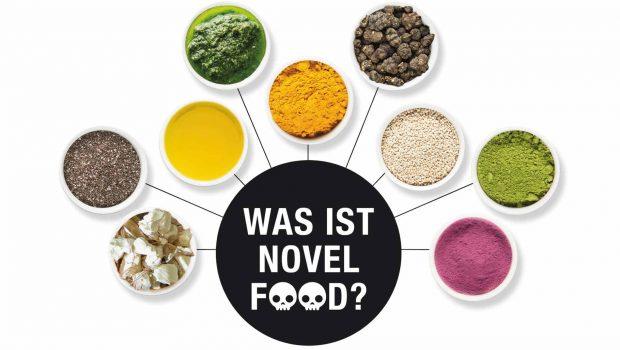 Die Schalen beinhalten sogenanntes Novel Food. Manche neuartigen Lebensmittel werden aus Marketinggründen auch als Superfood bezeichnet. Viele Herstellerfi rmen führen für jene Lebensmittel Tierversuche durch, um ihre Produkte gewinnbringender zu vermarkten.