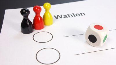 Symbolbild: Bundestagswahl 2017.