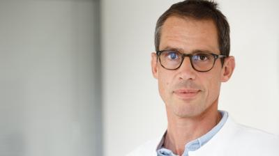 Prof. Dr. Dirk Jäger, geschäftsführender und ärztlicher Direktor des Nationalen Centrums für Tumorerkrankungen (NCT) Heidelberg.