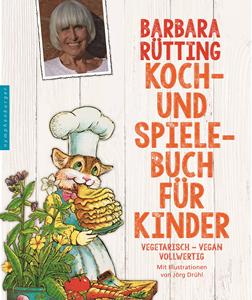 Buchtipps: Koch- und Spielebuch für Kinder; F. A. Herbig Verlagsbuchhandlung GmbH