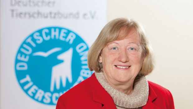 Dr. Brigitte Rusche, Vizepräsidentin des Deutschen Tierschutzbundes
