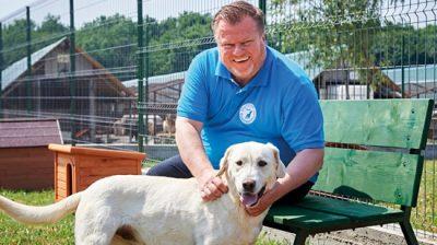 Thomas Schröder, Präsident des Deutschen Tierschutzbundes