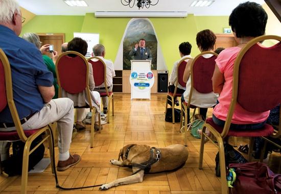 Rede bei der Thüringer Tierschutzwoche