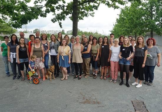 Aus vielen Teilen Deutschlands kamen die Teilnehmer des Jugendtierschutzfachtages nach Berlin.