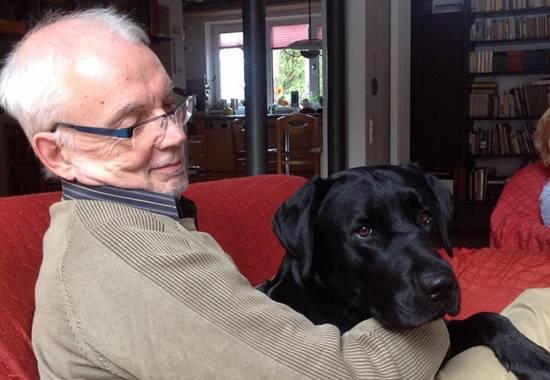 Bruno Steder hat den Deutschen Tierschutzpreis für sein Lebenswerk erhalten