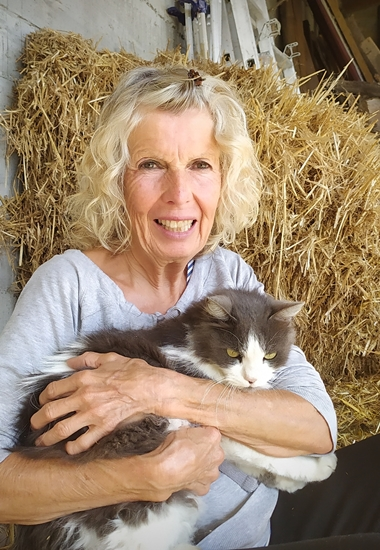 Dorothea Friz, Vorsitzende und Gründerin des Vereins Lega Pro Animale.
