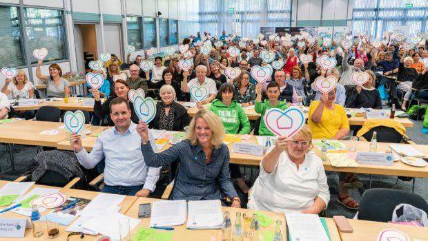 Mitgliederversammlung 2019 in Bonn.