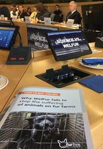 Veranstaltung zu Certified Cruel in Brüssel