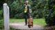 Frank Weisskirchen mit Hund